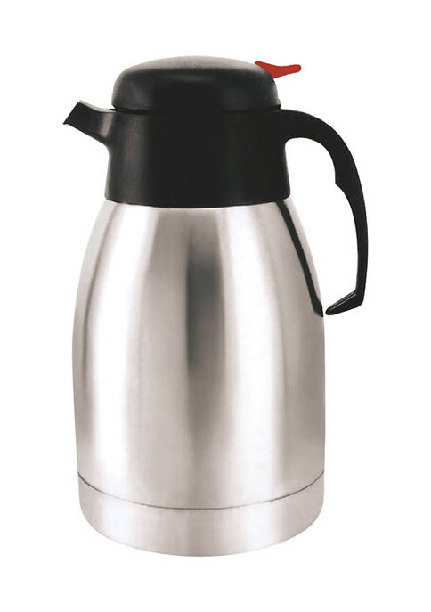 Brentwood Appliances Vacuum-Insulated Stainless Steel Coffee