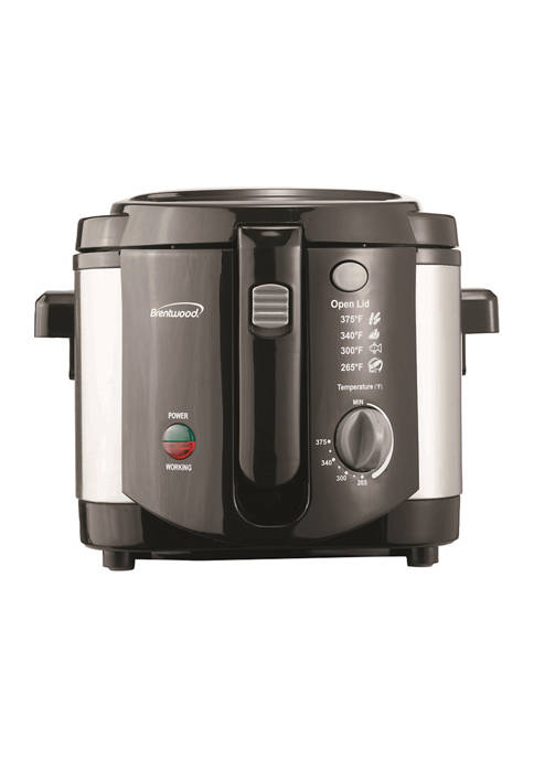 Brentwood Appliances 8-Cup Electric Deep Fryer