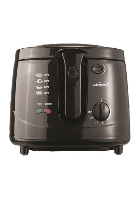 Brentwood Appliances 12-Cup Electric Deep Fryer