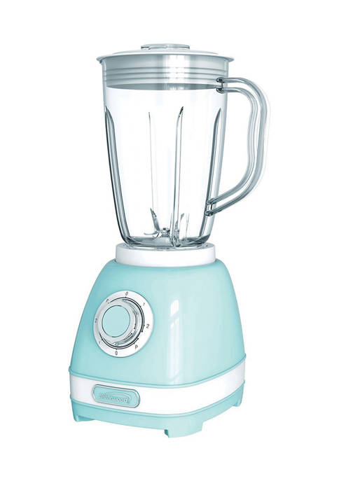 Brentwood Appliances 2-Speed Retro Blender with 50-Ounce Plastic