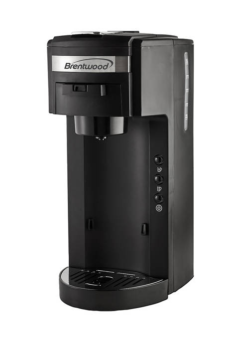 Brentwood Appliances Single Serve Black Coffee Maker