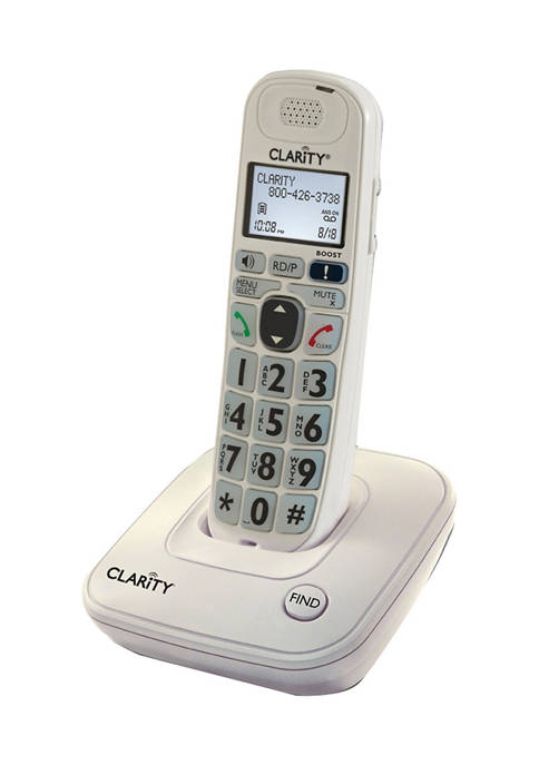Clarity DECT 6.0 D702 Amplified Cordless Phone Single-Handset