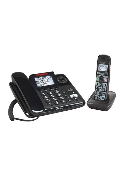 Clarity Amplified Phone System with Digital Answering System