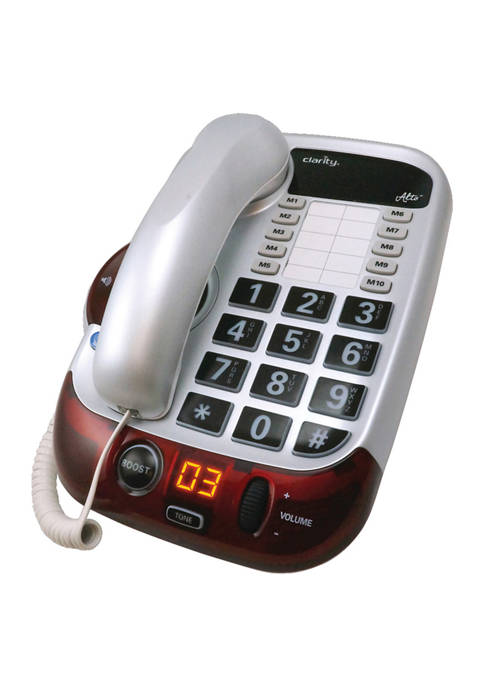 Clarity Alto Amplified Corded Phone