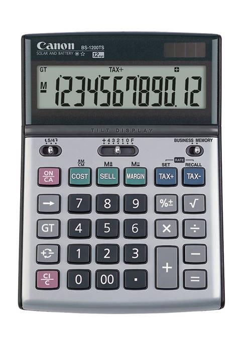 Canon 12 Digit Portable Display Calculator