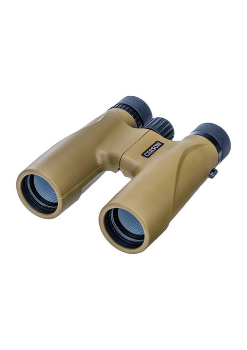 Carson Optical Stinger Compact Portable Binoculars (12x 32
