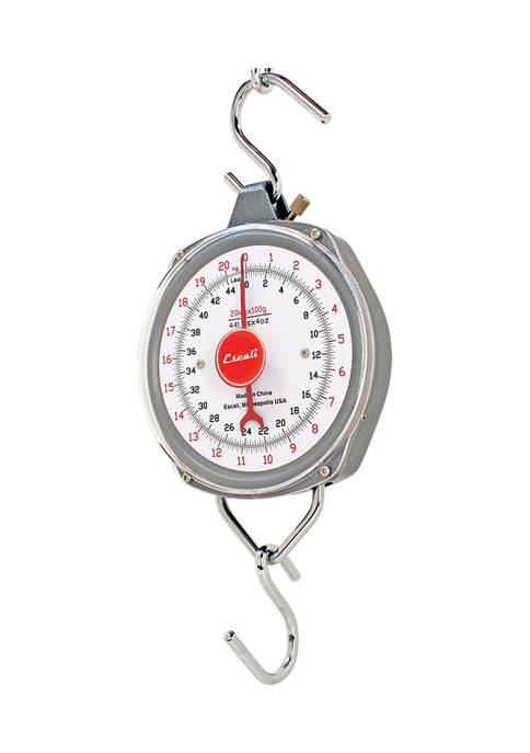 H-Series Hanging Scale (44-Pound Capacity)