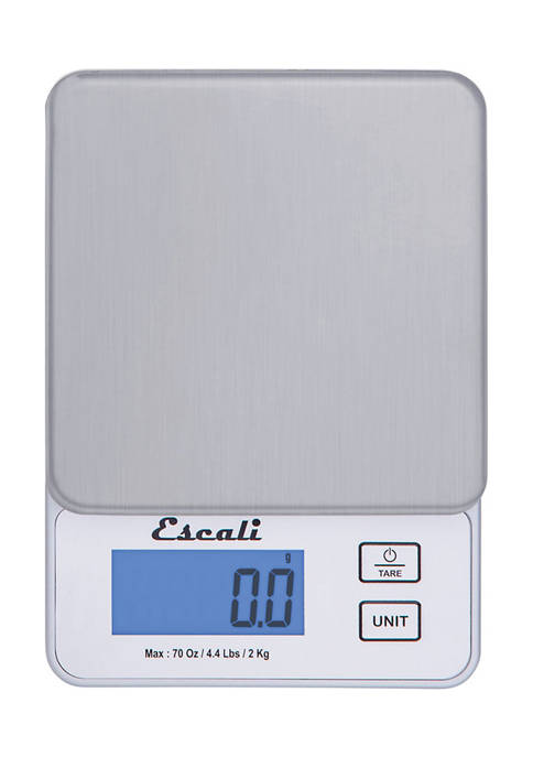 Escali Vera Precision Compact Digital Scale