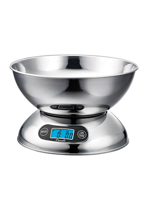 Escali Rondo Stainless Steel Scale