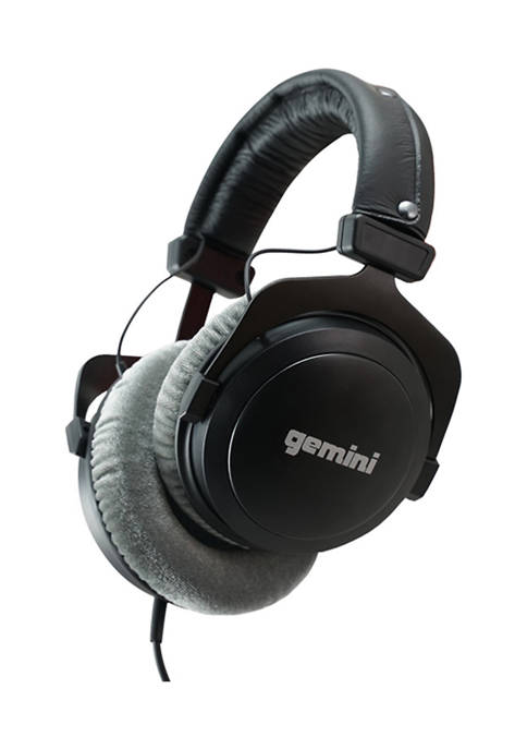 Gemini Professional DJ Headphones