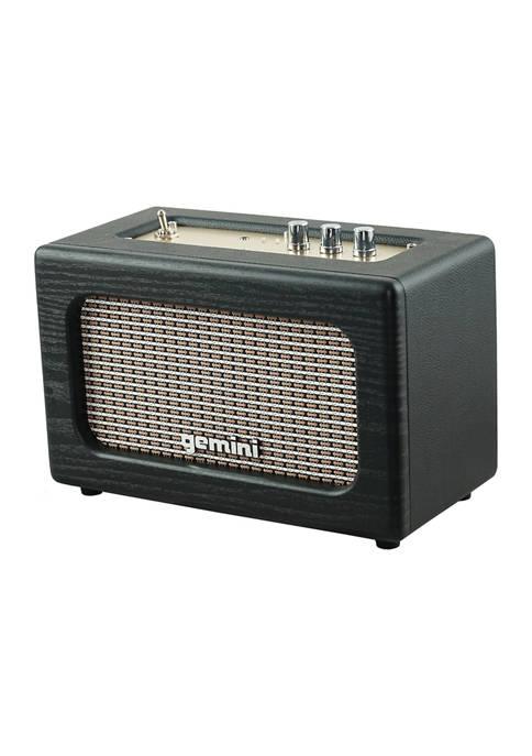 Gemini GTR-100 Portable Bluetooth Speaker