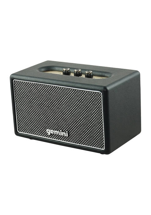 Gemini GTR-200 Portable Bluetooth Speaker
