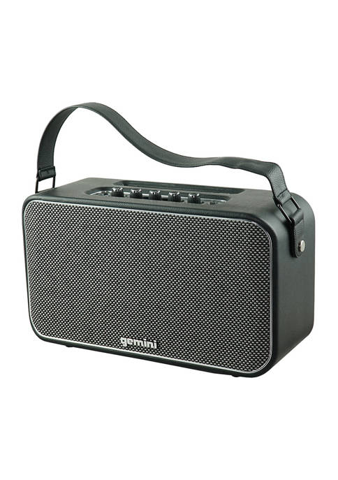 Gemini GTR-400 Portable Bluetooth Speaker