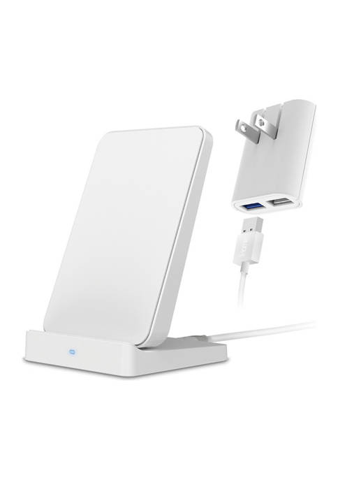iHome Airstand 10 Watt Qi Ultra Slim Wireless