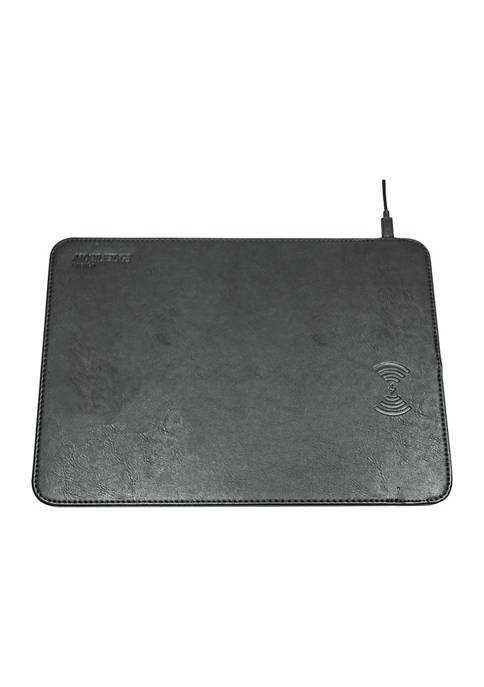 Mobile Edge Wireless Charging Mouse Pad
