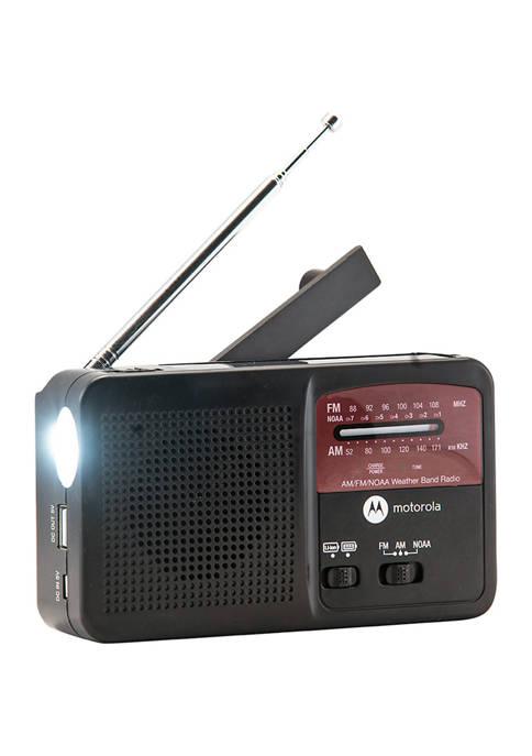 Motorola ATMOS Weather Radio