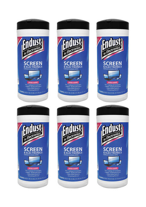 Endust LCD & Plasma Pop Up Screen Wipes