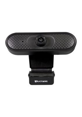 Blackmore Pro Audio Usb 1080P Webcam With Built-In Pcm Microphone