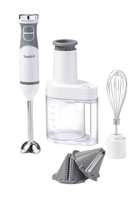 Starfrit 4-in-1 Hand Blender