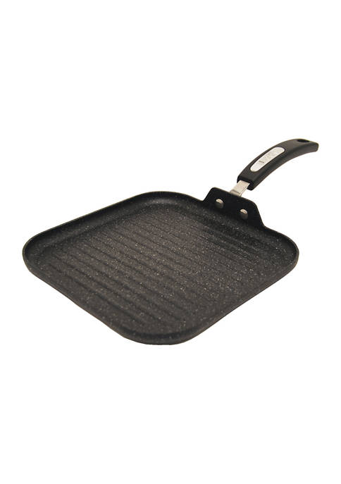 10 Inch Grill Pan with Bakelite Handles