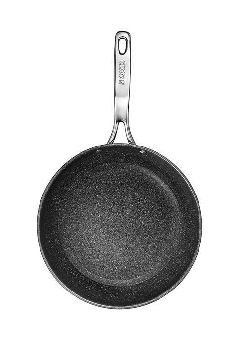 Stainless Steel Non-Stick Fry Pan with Stainless Steel Handle