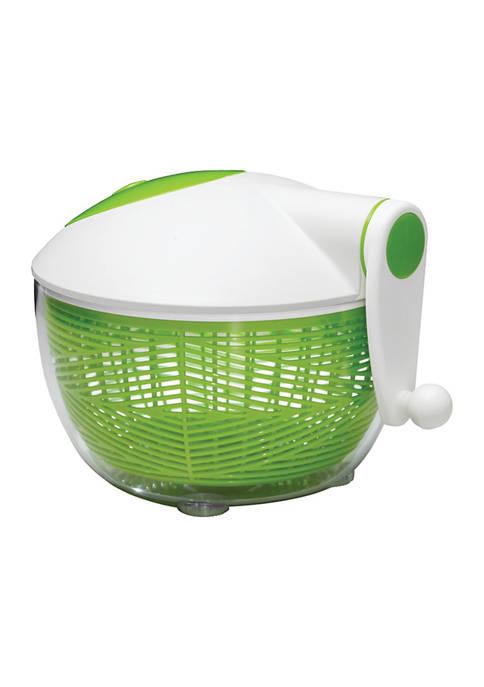 Salad Spinner (Green/White)