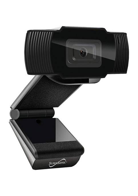 Supersonic 1080p HD Webcam