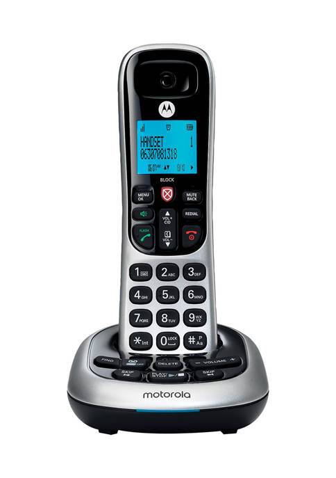 CD4 Series Digital Cordless Telephone with Answering Machine