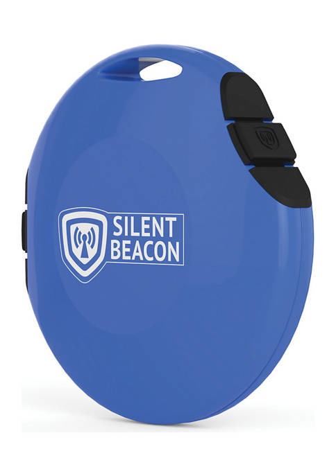 Silent Beacon Panic Button Wearable Safety Device