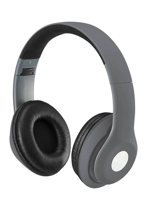 iLive Bluetooth Over-the-Ear Headphones with Microphone