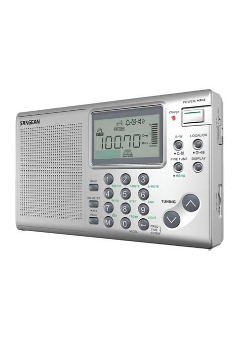 FM/MW/SW Stereo World Receiver