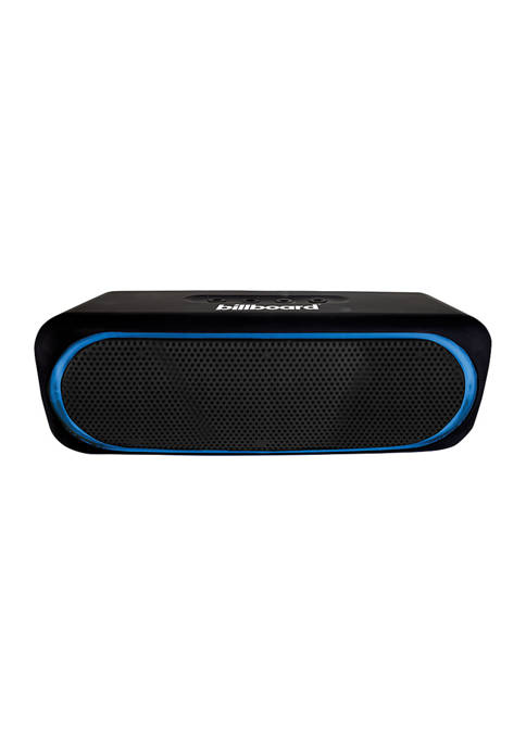 Billboard Flashing Portable Bluetooth Speaker