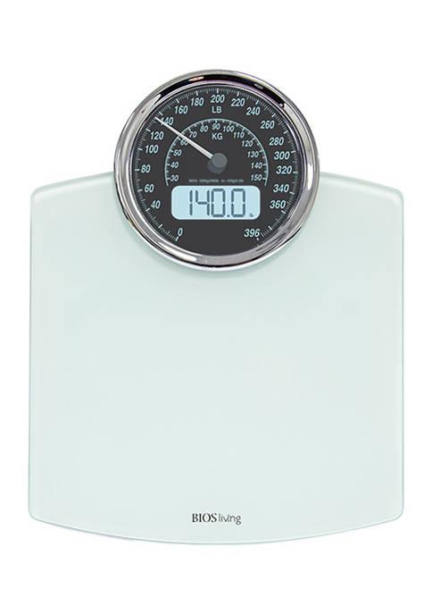 BIOS Medical Digital/Analog Bathroom Scale
