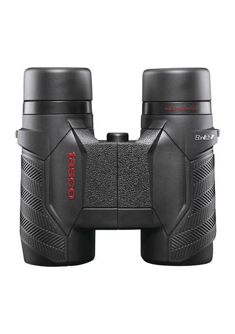 8 mm x 32 mm Focus Free Roof Prism Binoculars
