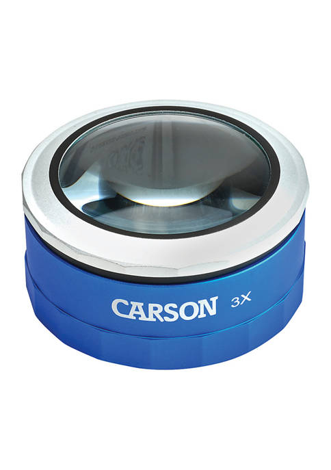 Carson Optical MagniTouch Touch Activated 3X Magnifier