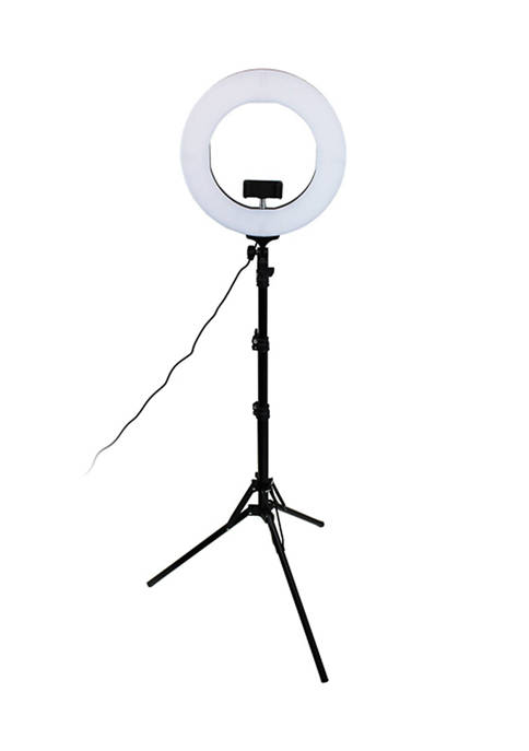 Cygnett V-Tuber Pro 14-Inch Selfie Ring Light with