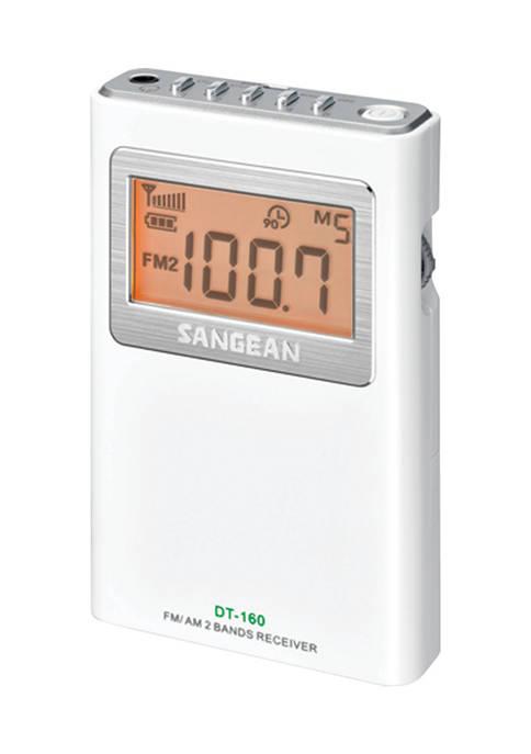 Sangean AM/FM Pocket Radio