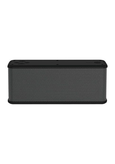 Ematic Rugged Life Bluetooth Speaker with Power Bank