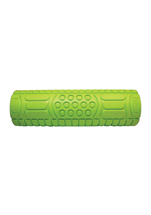 GoFit 18-Inch Massage Roller with Training Manual