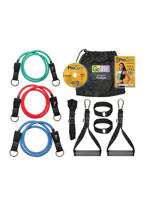 GoFit ProGym and Training DVD Kit