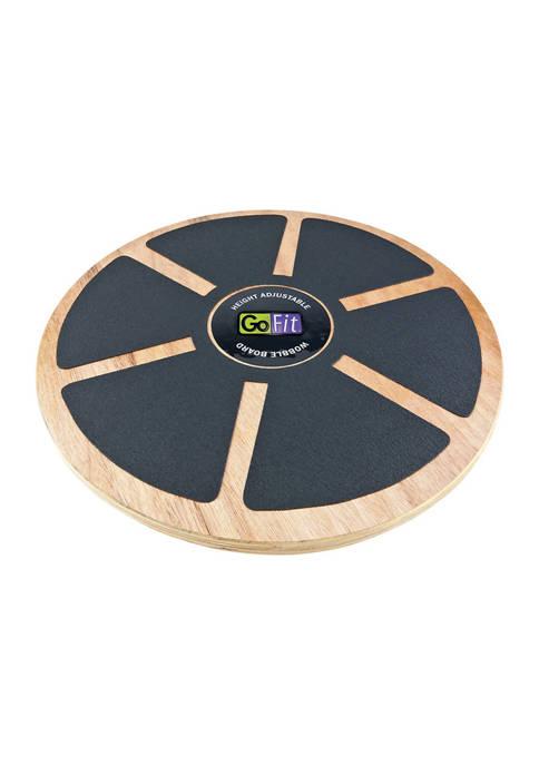 GoFit 15-Inch Adjustable Wobble Board