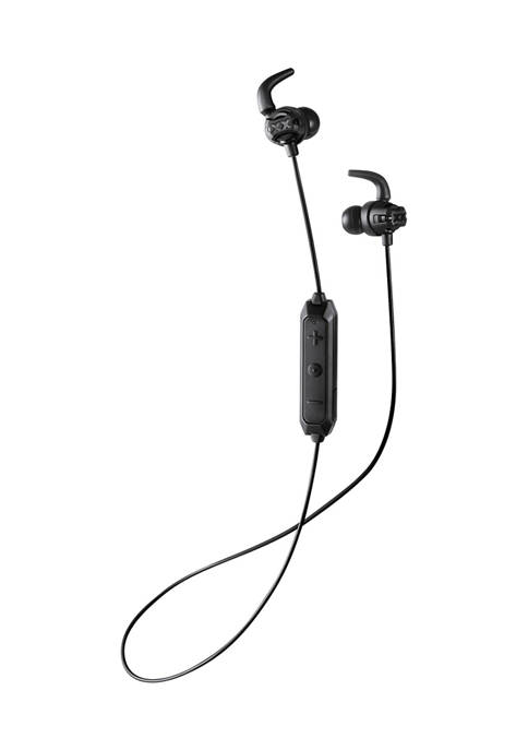 JVC Fitness Sound-Isolating Bluetooth Earbuds