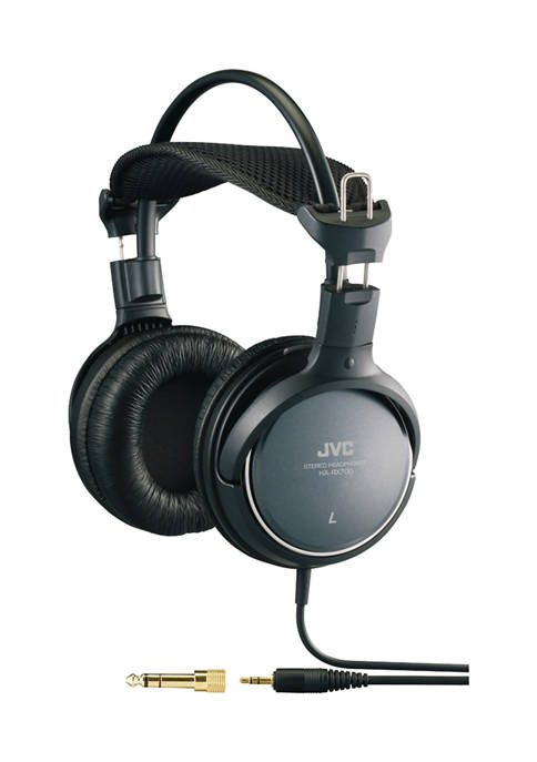 JVC High-Grade Full-Size Headphones