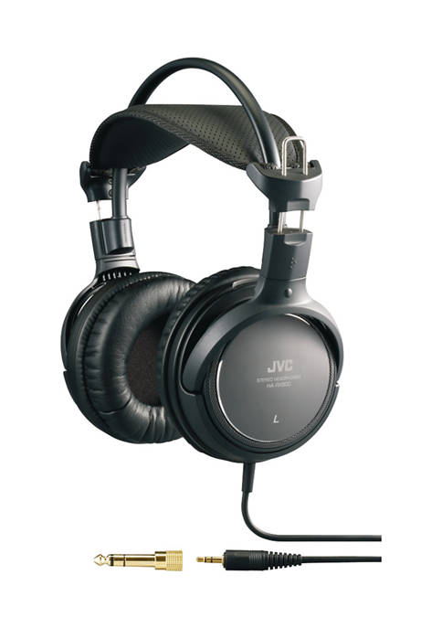 JVC Dynamic Sound High-Grade Full-Size Headphones