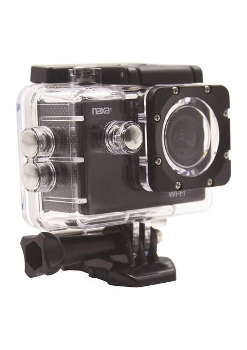 Naxa Waterproof Action Camera