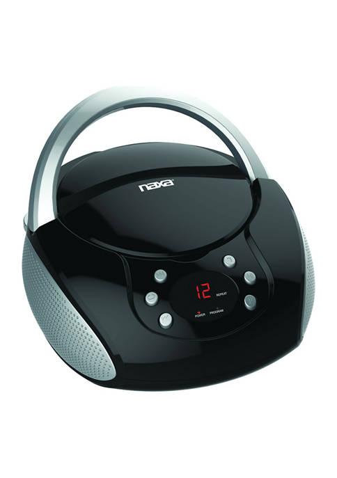 Naxa Portable CD Boom Box
