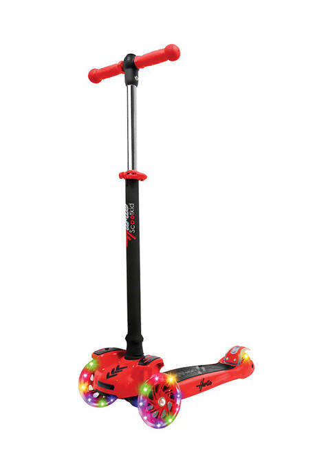 Hurtle Scootkid Mini Toy Scooter (Red)