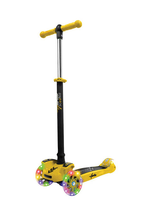 Hurtle Scootkid Mini Toy Scooter (Yellow)