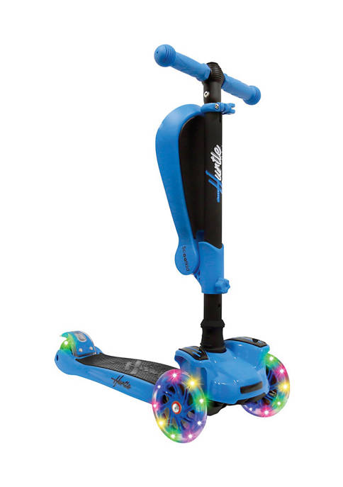 Hurtle Scootkid Mini Toy Scooter (Blue)