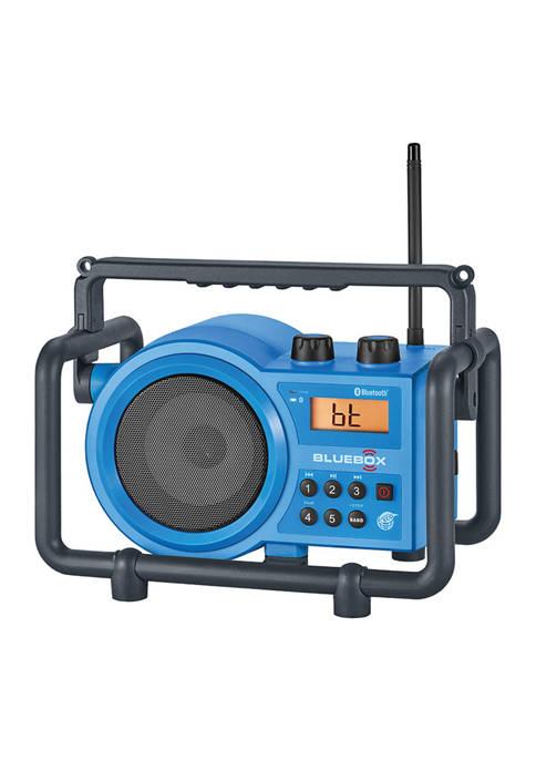 BlueBox AM/FM Ultra-Rugged Digital Receiver with Bluetooth